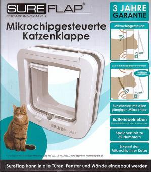 Sureflap-cat flap