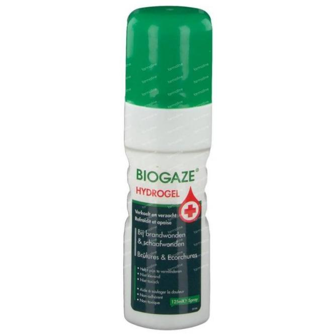 BIOGAZ Gel spray 125 ml