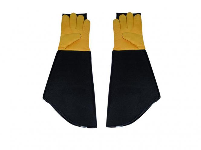 Gloves made of Kevlar