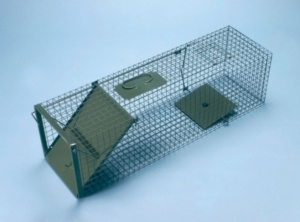 cat trap 1 x 0,28 x 0,28 m